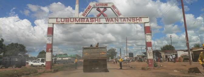 Tout devient politique à Lubumbashi