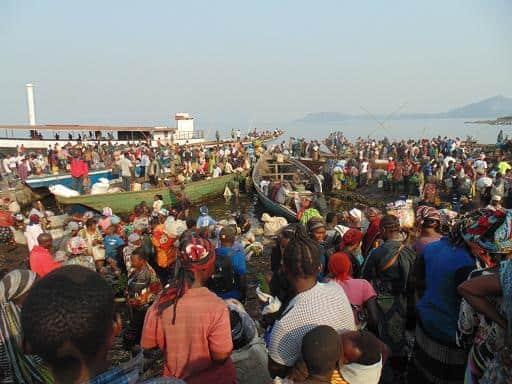 Goma : au port de Kituku règne la loi du plus fort