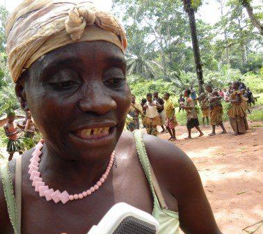 Les femmes pygmées veulent pouvoir se marier légalement !