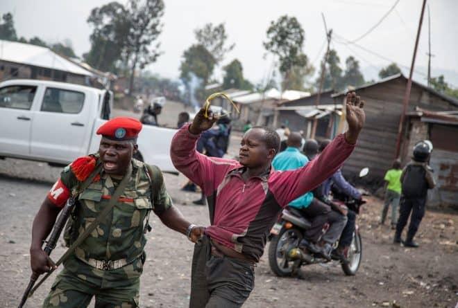 Le peuple congolais lassé n'a pas encore abdiqué !