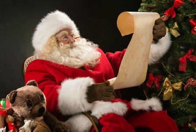 À Beni le père Noël a une machette et une Kalach!