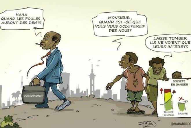 En RDC, une crise vient toujours accompagnée