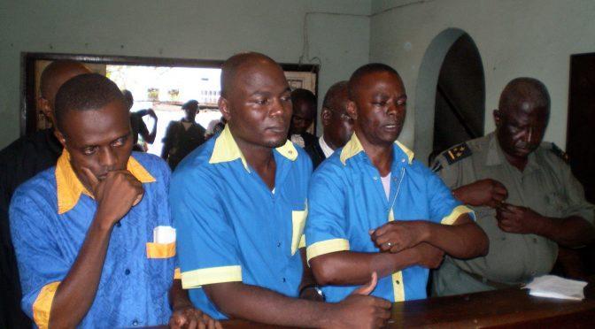 Firmin Yangambi, un condamné qui a refusé de s'évader de la prison de Makala