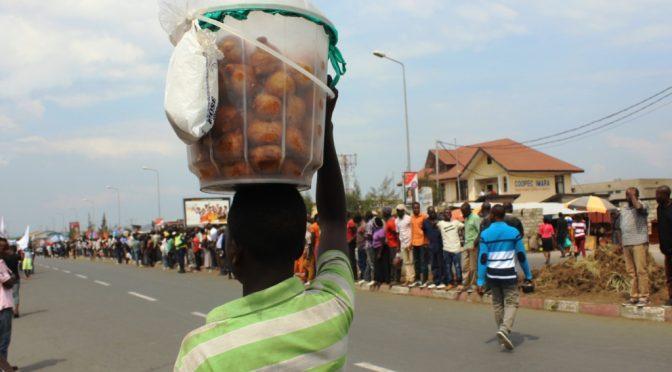 Kinshasa, les enfants paient le prix de la crise économique