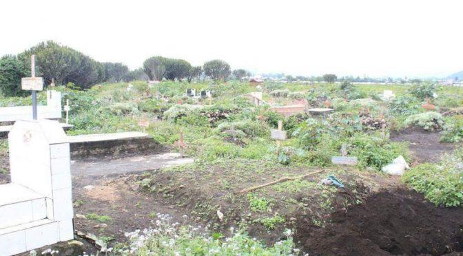 A Goma, les morts ne reposent pas en paix