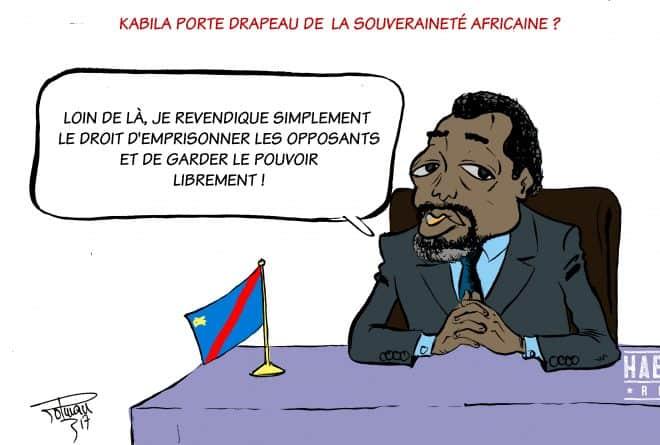 Kabila, porte drapeau de la souveraineté africaine ?