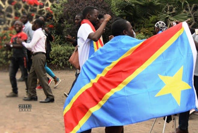 Les pleurs des Congolais