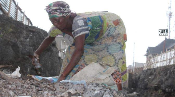 Goma : ces femmes concasseuses de pierres qui construisent notre ville