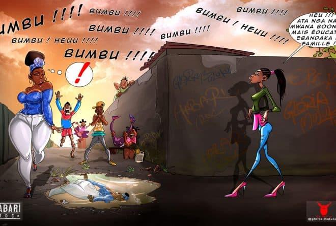 « Bumbu ! » Comment les jeunes Kinoises se font harceler dans la rue