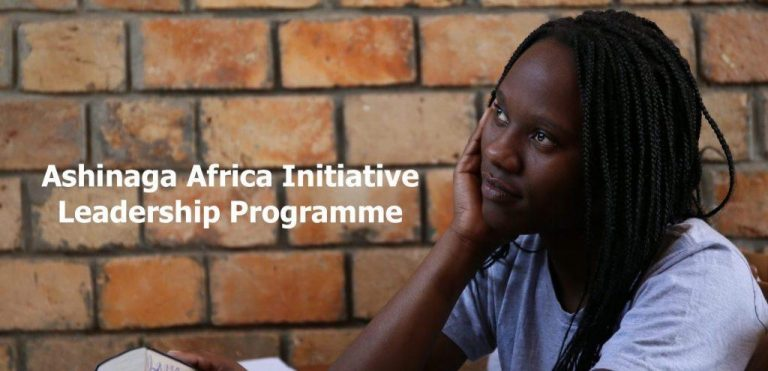 Ashinaga-Africa-Initiative-Leadership-Programme-2018