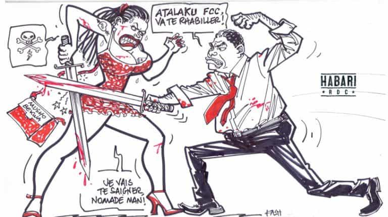 Guerre rangée entre la ministre Mushobekwa et l'opposant Kamitatu