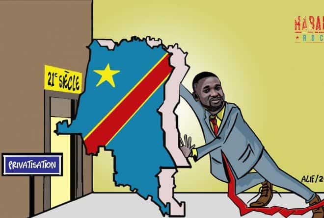Seth Kikuni : le candidat qui veut « faire entrer la RDC au 21e siècle »