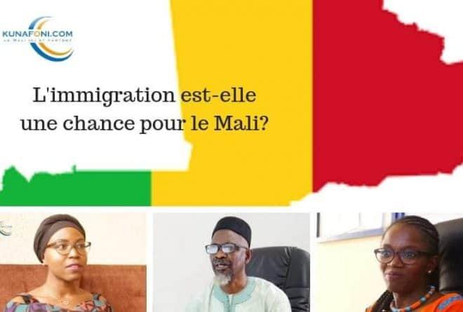NAILA: L'immigration est-elle une chance pour le Mali ?