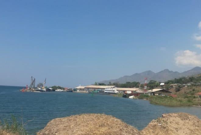 Kalundu : un port international enclavé par la vétusté et l'insécurité