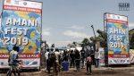 Féstival Amani, edition 2019 chanter et danser pour la paix à Goma,