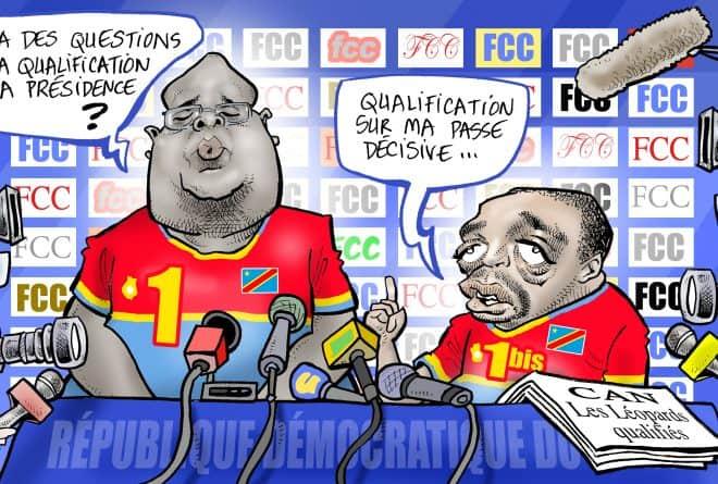 Tshisekedi : une présidence à crampons ?