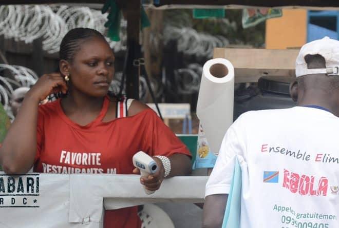 La riposte congolaise contre Ebola, et l'échec de Mende dans le Sankuru