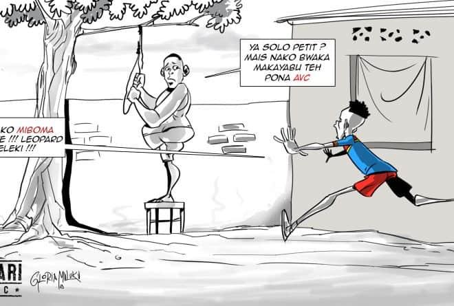 #CAN2019 : la baraka des Léopards et l'allégresse des supporters