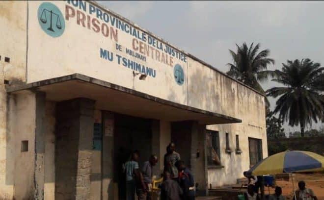Le pavillon d'enfants à la prison de Mbujimayi, un enfer pour mineurs
