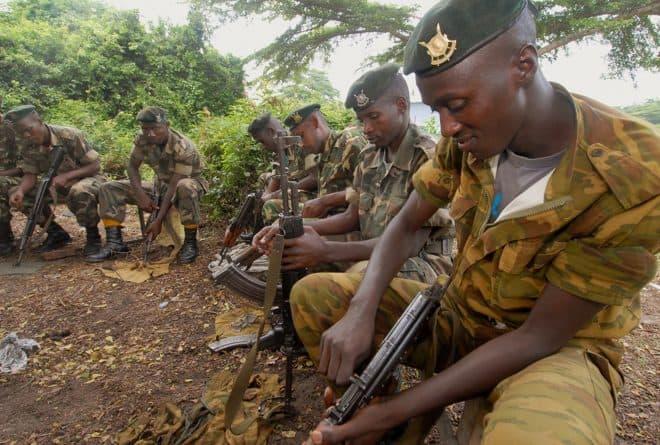 Le Burundi est-il en train d'exhumer la hache de guerre ?