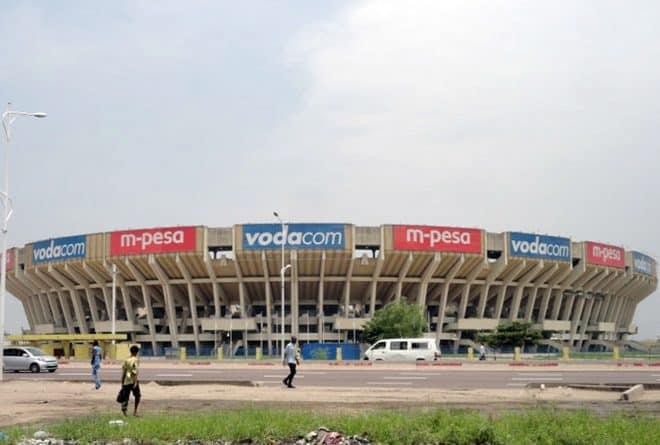 Top 7 des meilleurs stades de football de RDC