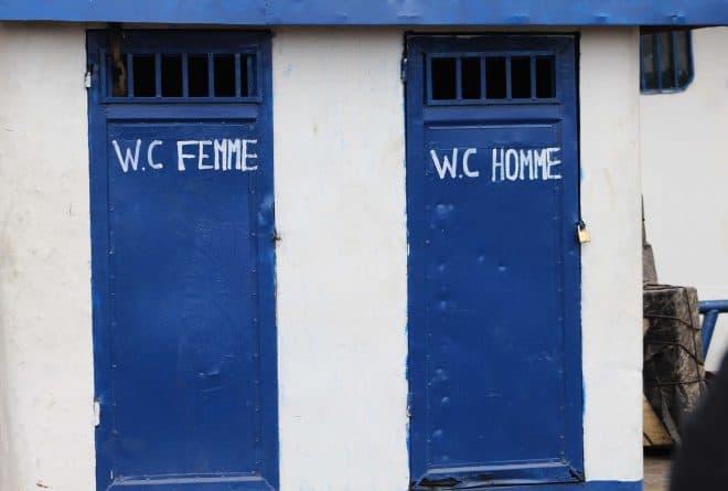 L'entretien des latrines, cet autre problème négligé à Kinshasa
