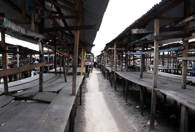 Avant que le Covid-19 nous tue, c'est la faim qui nous  exterminera à Kinshasa