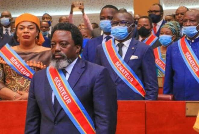 Dans la peau du sénateur Joseph Kabila