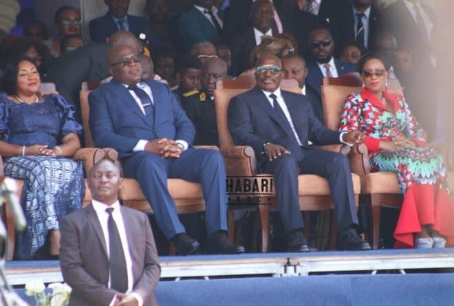 Rencontre Tshisekedi-Kabila : je doute que FCC et Cach conservent le pouvoir en 2023