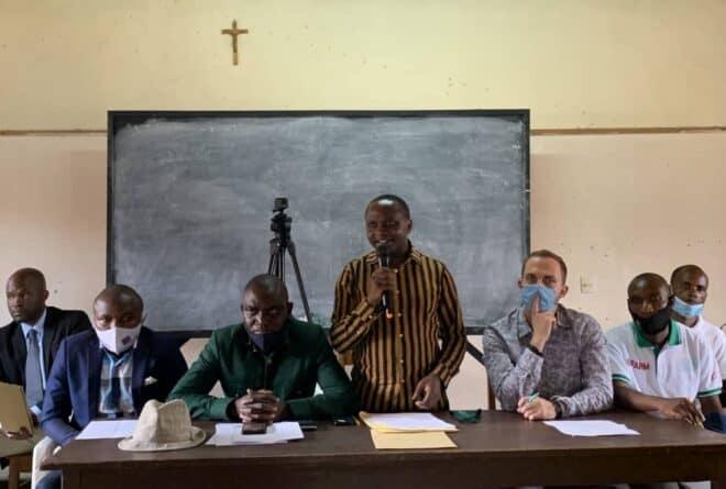 Nord-Kivu : 5 titres fonciers octroyés à une coopérative agricole de Rutshuru