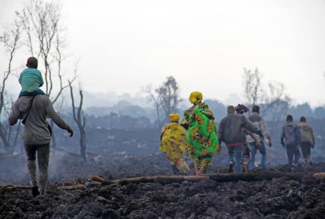 Eruption Nyiragongo : solidarité nationale et internationale, Goma attend toujours du concret